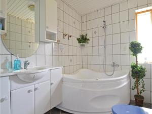 Mon Cheri, Dovolenkové domy  Fanø - big - 16