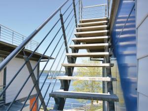 Holiday Home Wasserhaus, Holiday homes  Mürwik - big - 28