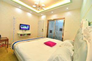 Zhaoxiahong Art hotel, Alloggi in famiglia  Wujiaqiao - big - 112