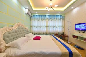 Zhaoxiahong Art hotel, Homestays  Wujiaqiao - big - 281