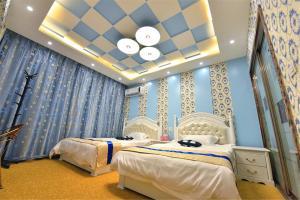 Zhaoxiahong Art hotel, Alloggi in famiglia  Wujiaqiao - big - 115