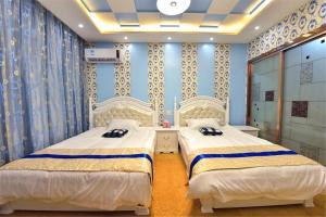 Zhaoxiahong Art hotel, Alloggi in famiglia  Wujiaqiao - big - 131