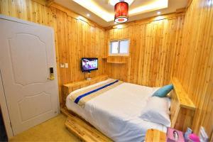 Zhaoxiahong Art hotel, Homestays  Wujiaqiao - big - 263