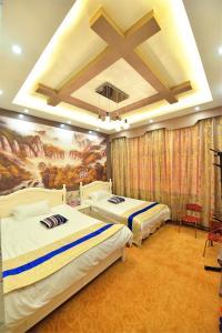 Zhaoxiahong Art hotel, Alloggi in famiglia  Wujiaqiao - big - 118