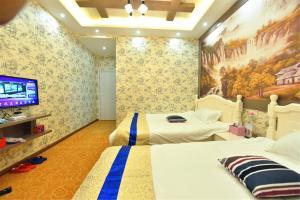 Zhaoxiahong Art hotel, Homestays  Wujiaqiao - big - 244