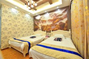 Zhaoxiahong Art hotel, Alloggi in famiglia  Wujiaqiao - big - 136