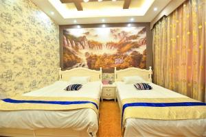 Zhaoxiahong Art hotel, Alloggi in famiglia  Wujiaqiao - big - 137