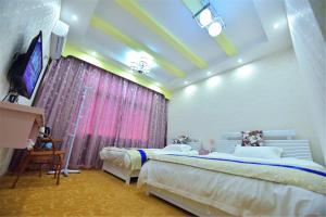 Zhaoxiahong Art hotel, Alloggi in famiglia  Wujiaqiao - big - 139