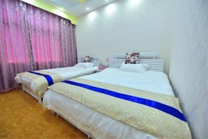 Zhaoxiahong Art hotel, Alloggi in famiglia  Wujiaqiao - big - 140
