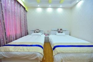 Zhaoxiahong Art hotel, Alloggi in famiglia  Wujiaqiao - big - 141