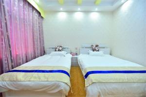 Zhaoxiahong Art hotel, Alloggi in famiglia  Wujiaqiao - big - 142
