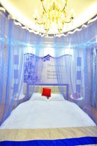 Zhaoxiahong Art hotel, Alloggi in famiglia  Wujiaqiao - big - 143