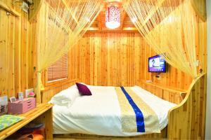 Zhaoxiahong Art hotel, Homestays  Wujiaqiao - big - 222