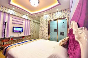 Zhaoxiahong Art hotel, Alloggi in famiglia  Wujiaqiao - big - 146