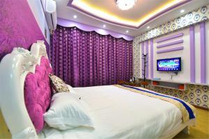Zhaoxiahong Art hotel, Homestays  Wujiaqiao - big - 208