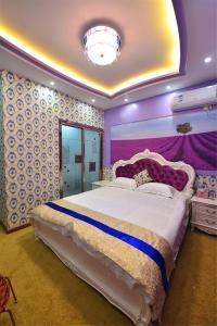 Zhaoxiahong Art hotel, Alloggi in famiglia  Wujiaqiao - big - 127