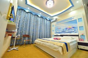 Zhaoxiahong Art hotel, Homestays  Wujiaqiao - big - 204