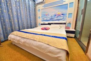Zhaoxiahong Art hotel, Alloggi in famiglia  Wujiaqiao - big - 129
