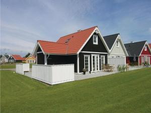 Holiday home Strandgårdsvej Dnmk