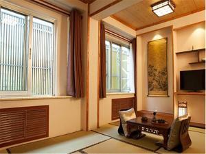 Hongduan Japanese Style Inn, Priváty  Peking - big - 15