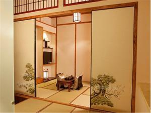 Hongduan Japanese Style Inn, Priváty  Peking - big - 12