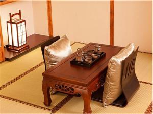 Hongduan Japanese Style Inn, Magánszobák  Peking - big - 14