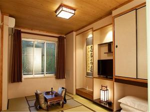 Hongduan Japanese Style Inn, Magánszobák  Peking - big - 13