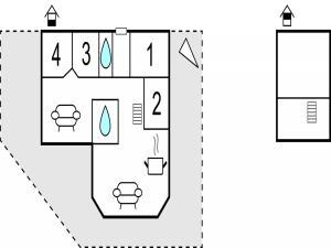 Four-Bedroom Holiday Home in Farsund, Prázdninové domy  Farsund - big - 2