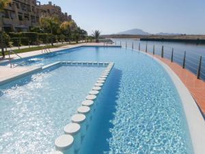 Apartment Alhama de Murcia 31, Apartments  La Molata - big - 1