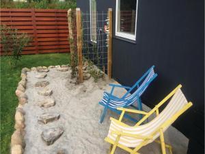 Three-Bedroom Holiday Home in Kirke Hyllinge, Ferienhäuser  Kirke-Hyllinge - big - 10