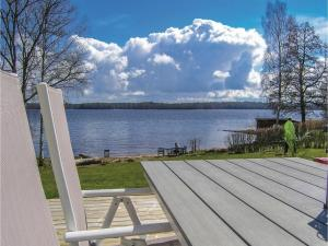 Two Bedroom Holiday Home in Bolmso