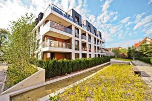 Bursztynowa Apartments, Apartments  Gdańsk - big - 11