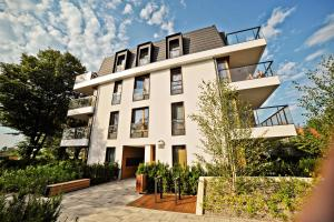 Bursztynowa Apartments, Apartments  Gdańsk - big - 10