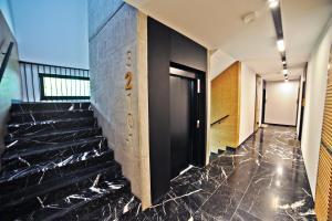 Bursztynowa Apartments, Апартаменты  Гданьск - big - 9