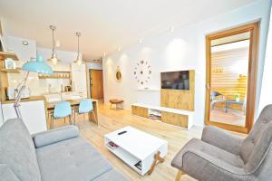 Bursztynowa Apartments, Ferienwohnungen  Danzig - big - 1