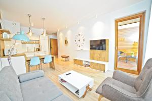 Bursztynowa Apartments, Апартаменты  Гданьск - big - 1