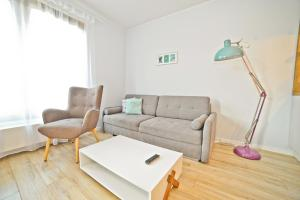 Bursztynowa Apartments, Апартаменты  Гданьск - big - 3