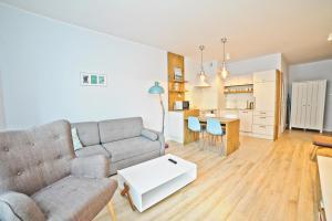 Bursztynowa Apartments, Апартаменты  Гданьск - big - 5