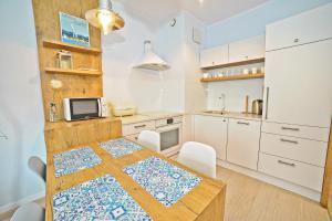Bursztynowa Apartments, Апартаменты  Гданьск - big - 4