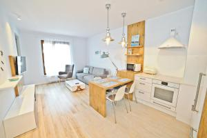 Bursztynowa Apartments, Ferienwohnungen  Danzig - big - 14