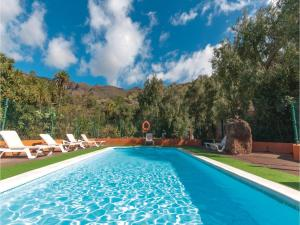 Two-Bedroom Holiday home Santa Lucia with an Outdoor Swimming Pool 07, Risco Blanco