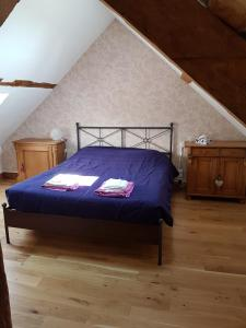 Le Moulin St Jean, Bed & Breakfast  Loches - big - 17