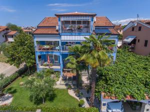Villa Tina, Appartamenti  Porec - big - 24