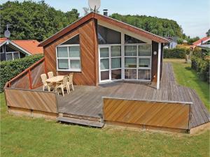 Holiday home Binderup Strandpark Bjert IV