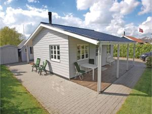 Holiday Home Haderslev with a Fireplace 6