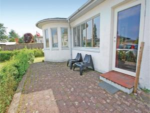 Two Bedroom Holiday home Haderslev with a Fireplace 06