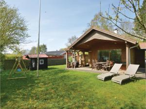 Three Bedroom Holiday Home in Haderslev
