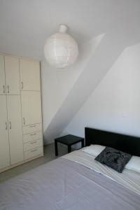 Seaside Maisonette in Afroditi Apartments, Villen  Melission - big - 10
