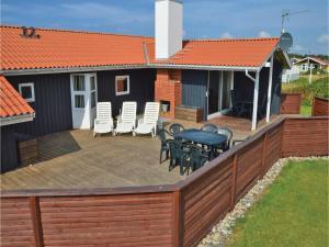 Holiday home Vejlby Klit Harboøre V, Ferienhäuser  Harboør - big - 14