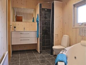 Holiday home Vejlby Klit Harboøre V, Ferienhäuser  Harboør - big - 9